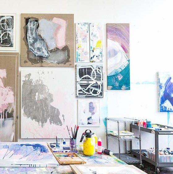 آموختنِ فروش آثار به شیوۀ گالریها؛ بازاریابی برای هنرمندان (قسمت اول)