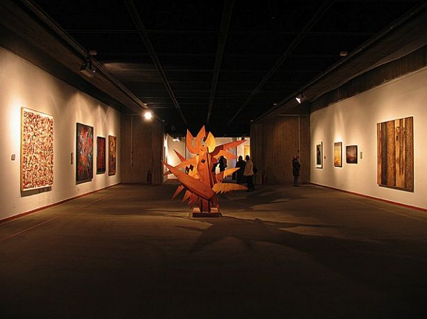 A Reflection on Iranian Modern and Contemporary Art